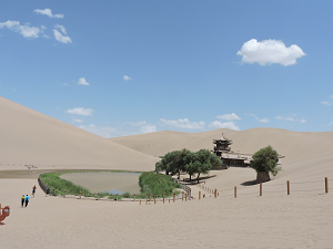 The Crescent Oasis