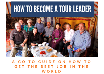 How to become a tour leader